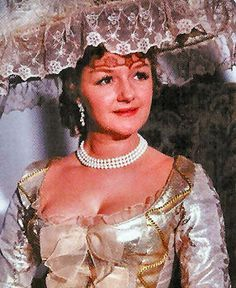 Joan Sims as Desiree Dubarry in 'Don`t Lose Your Head' ~ thirteenth in the series of 'Carry On' films to be made (and one of only two not to have 'Carry On' in the original title - but later reinstated when the Rank Organisation realised the value of branding)