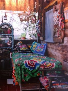 room, interior design, light, plants, patterns, free spirit, spiritual, colorful