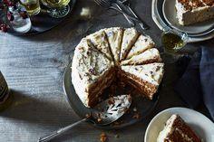 Classic Blue Ribbon-Winning Carrot Cake Recipe