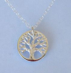 """Tree necklaces 