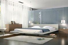 MODLOFT Jane Bed | 2Modern Furniture & Lighting
