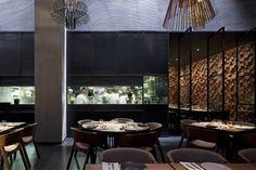 Galería de Restaurante Taizu / Pitsou Kedem Architects + Baranowitz-Amit Design Studio - 1