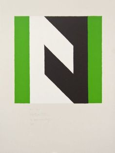 Tamarind Institute of Lithography | Frederick Hammersley: light switch