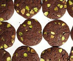 Chocolate-Pistachio Slice-and-Bake Cookies | 15 Favorite DIY Christmas Cookies Best Christmas Cookie Recipes