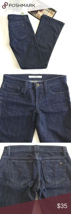 """NWOT Joe's Low Rise Jeans Measures about 14.5"""" across the waistband, 30.5"""" inseam, 7"""" front rise.  Boot cut.  98% cotton 2% elastase.  No trades. Joe's Jeans Jeans Boot Cut"""