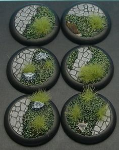 malifaux bases - Google Search