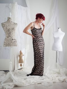 Black lace prom dress; lace prom dress, gatsby lace prom dress, gasby prom dress, 1920's formal dress, sexy gatsby prom dress, gatsby dress Prom Dresses 2016, Lace Bridesmaid Dresses, Formal Dresses, Wedding Dresses, Gatsby Dress, 1920s Wedding, French Lace, Dress Lace, Trending Outfits