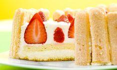 laktosefreie Rezepte Eierlikörtorte ''Eierlikör-Erdbeer-Tiramisu-Torte'' - Kuchenrezepte mit Eierlikör | Verpoorten