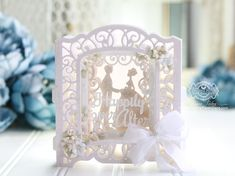 Click to see details on Sneak Peek of 3D Vignettes by Amazing Paper Grace available 1-15-18 to retailers through Spellbinders