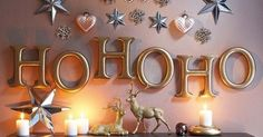 Liked on Pinterest: Are you curious about the hottest Christmas decoration trends that are presented for this year? Do you want to get a new Christmas decoration idea tha... -  Christmas Decoration Trends 2017 (70) .