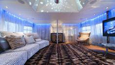 Luxury yacht Life Saga - Lounge - Photo by Giovanni Malgarini