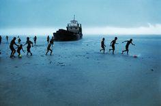 #Steve McCurry Football