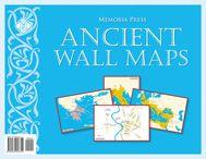 Memoria Press - Ancient Civilization Wall Maps  LOVE it!!