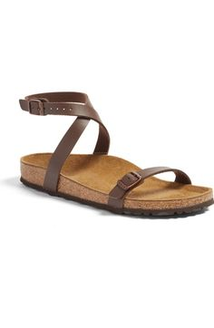 Birkenstock Daloa Ankle Strap Sandal (Women) available at #Nordstrom
