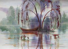 Veneta Docheva, pinturas - ego-alterego.com