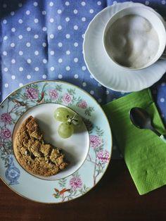 Tè verde e pasticcini: { AmericanRecipes } - Cookies al burro di arachidi e gocce di cioccolato