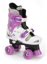 Give the gift of active fun with these purple skates for girls!