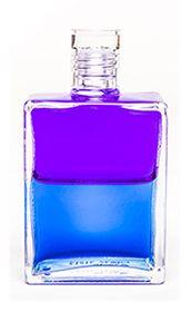 Blue. Purple.