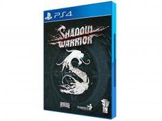 Shadow Warrior para PS4 - Majesco Entertainment