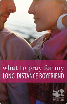 Long-distance relationships full of missed calls or misread texts can also strengthen communication, spiritual connection & increase prayer for each other.