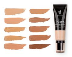 For a flawless face that's always camera-ready. Available Sept 1! | Touch Mineral Skin Perfecting Concealer www.youniqueproducts.com/KiriPorter