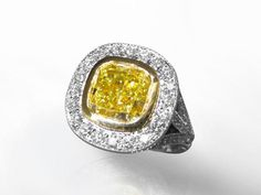 Toronto – Fine Jewellery & Swiss Watch Auction, Sunday October 16th, 2016.  Lot 211: A Rare & Important 3ct Cushion Cut Natural Fancy Yellow Diamond Ring (GIA Certified). 1pm Sheraton Parkway Toronto North Hotel, 600 Highway 7 East, Richmond Hill, ON. For more info, please visit www.federalauction.ca #yellowdiamond #diamonds #jewellery #rolex #auction  #swisswatch #love #fashion #luxury #federalauctionservice #engagementring #bling #toronto #northyork #richmondhill #markham #yyz #torontolife