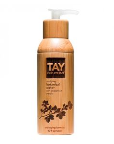 tay skincare packaging