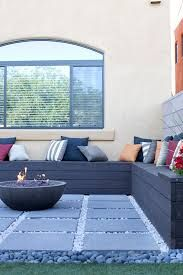 Top 60 Best Deck Bench Ideas Built In Outdoor Seating . Permanent Deck And Patio Benches For When The Wind Kicks . Home and Family Outdoor Patio Bar, Outdoor Seating Areas, Hall Bench With Storage, Storage Benches, Outdoor Storage, Bedside Table Design, Corner Bench, Dining Nook, Fire Pit Backyard