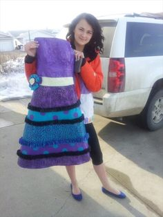 30 Cute Duct Tape Dress Ideas | 101 Duct Tape Crafts Please follow us @ http://www.pinterest.com/ducktapesale/