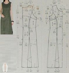 Pattern cutting and making up Dress Making Patterns, Easy Sewing Patterns, Clothing Patterns, Sewing Clothes, Diy Clothes, Clothes For Women, Dress Sewing, Dress Tutorials, Sewing Tutorials