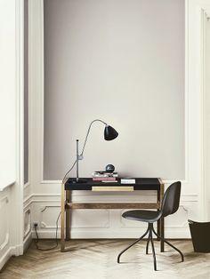 Home Office Neutro e Elegante