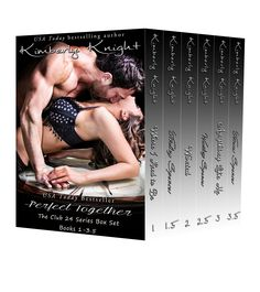Club 24 Series by @authorkknight