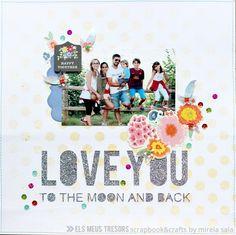 Love You | els meus tresors - scrapbook and crafts