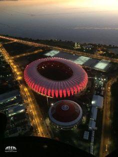 Porto Alegre - Estádio Gigante da Beira-Rio do Sport Club Internacional