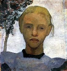 Afbeeldingsresultaat voor paula modersohn becker paintings