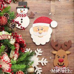 2 para Niños Navidad creación de brillo de lentejuelas arte y artesanía Regalo de Navidad Stocking