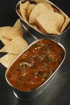 Receta: Salsa borracha [Recetas de cocina] - 09/04/2012   Periódico Zócalo #mexicanfoodrecipes