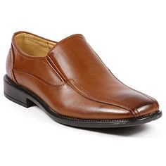 Alberto Fellini Men's Slip On Loafers Dress Classic Shoes (12, Brown) - Brought to you by Avarsha.com