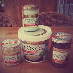 Jum! heerlijke koks en cacao producten. Super lekker en gezond!
