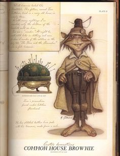 Category:Images from Arthur Spiderwick's Field Guide - Spiderwick Chronicles Wiki - Wikia Mythical Creatures Art, Mythological Creatures, Magical Creatures, Fantasy Creatures, Spiderwick, Field Guide, Fairy Art, Book Of Shadows, Fantastic Beasts