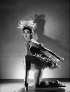 Margot Fonteyn as the Firebird