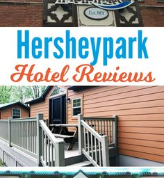 Check out our Hersheypark hotel reviews so you can make the best decision for your family when staying on site at Hersheypark!