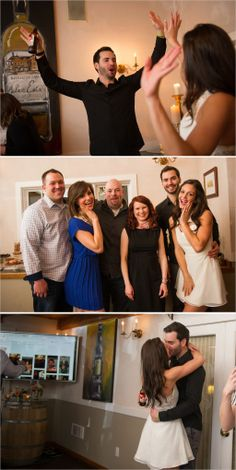3 easy steps to organize all of those photos/videos taken by guests. It's like magic! #candid #photography #wedding #party http://www.capstory.com/