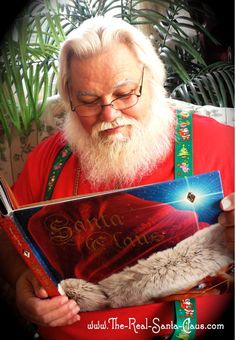 Real Santa Claus Sightings