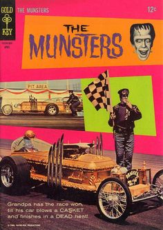 the munsters comics - Google Search