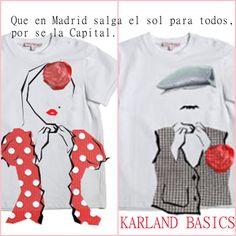 ... Vestimos la confección de fiesta ...  Desde Karland Basics, hoy felicitamos a todos los #madrileños. Porque la Capital hoy se viste de fiesta y nos muestra su mejor cara.  Nosotros, permaneceremos con nuestro #taller de confección abierto todo el día.  Felicidades Madrid  Equipo Karland Basics  #KarlandBasicsMadrid #KarlandBasics #ConfecciónAMedida #Confección #ConfecciónMadrid #Sudaderas #Camisas #Uniformes  #AdornosComunión #BlogKarlandBasics