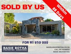 Provinces Of South Africa, Real Estate Companies, Capital City, Property For Sale, Outdoor Decor, Things To Sell