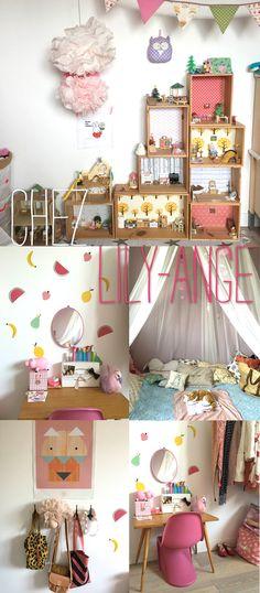 La chambre de Lily-Ange