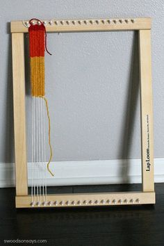 lap loom project