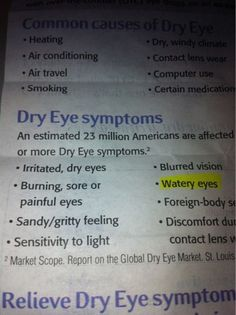 dryeyes